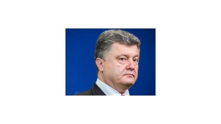 Porošenko podpísal zákon o čistkách vo vládnych orgánoch
