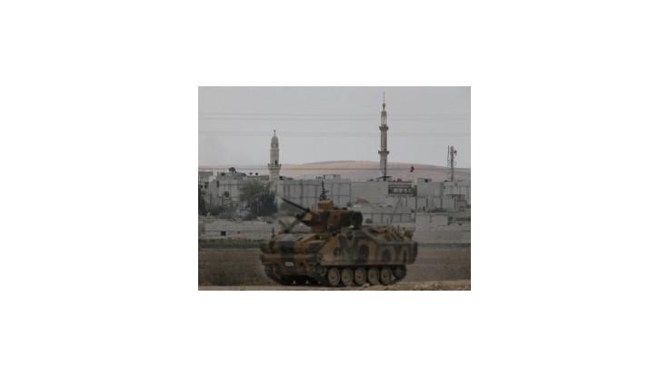 Kurdské milície zastavili postup Islamského štátu v Kobani