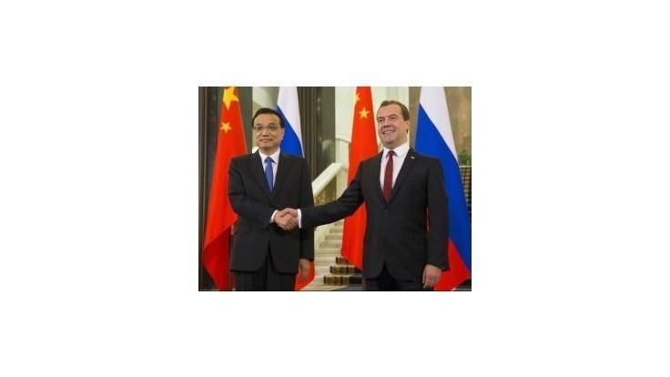 Moskva a Peking podpísali medzivládnu dohodu o plyne