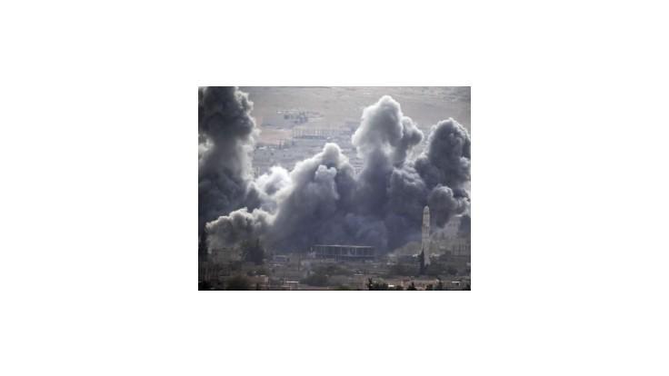 O mesto Kobani sa opäť vedú prudké boje