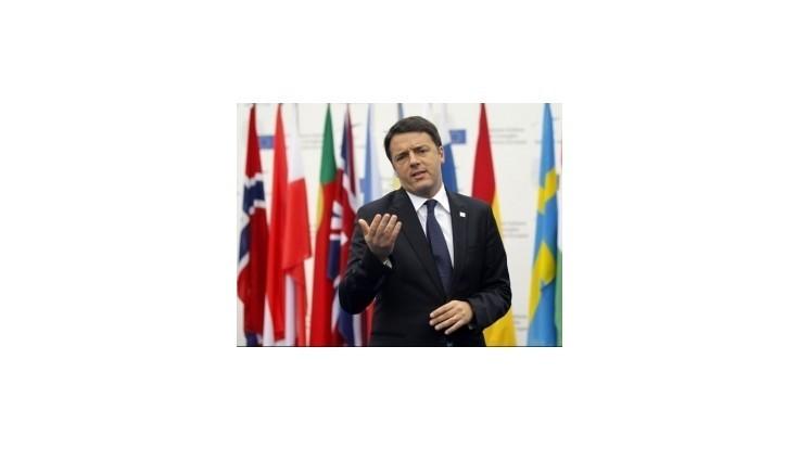 Taliansko chce v budúcom roku znížiť dane