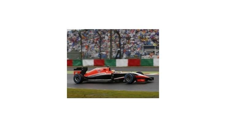 Marussia rezolútne odmieta, že Bianchimu kázala ignorovať žlté vlajky