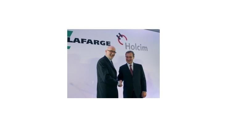 Holcim pre fúziu s Lafarge chce predať aktíva v SR