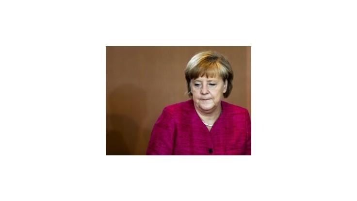 Na Slovensko príde kancelárka Angela Merkelová