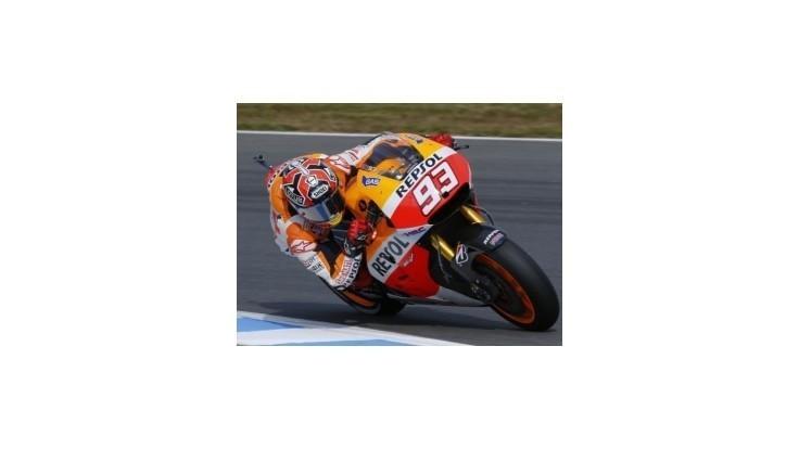 Márquez v MotoGP víťazom kvalifikácie na VC Austrálie