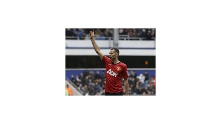 Giggsa zvolili za najlepšieho hráča histórie Premier League