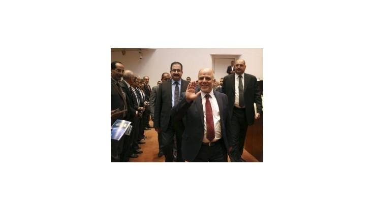 Iracký parlament schválil nových ministrov obrany a vnútra, vláda je kompletná