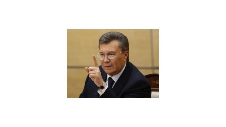 Janukovyč sa ukáže na verejnosti, na začiatok týždňa zvolal míting