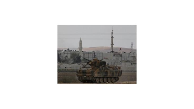 Turecko umožnilo kurdským bojovníkom presun do Kobani