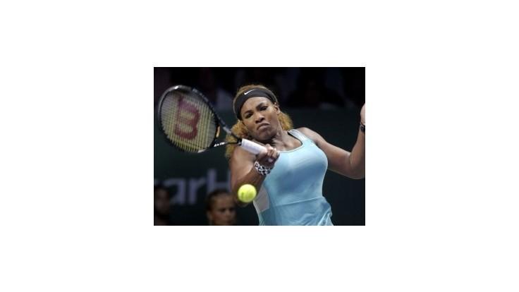 Serena Williamsová i Halepová triumfovali v dvoch setoch