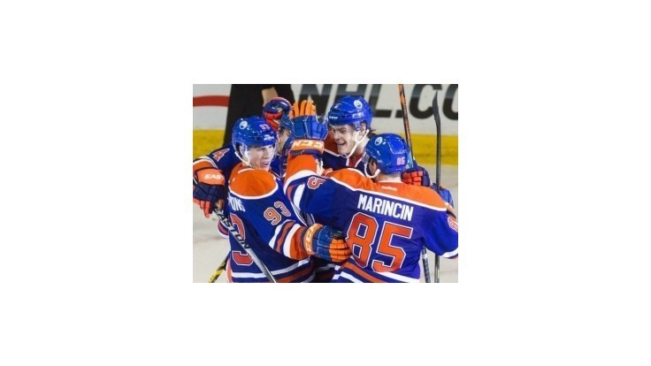 Edmonton s Marinčinom zdolal Tampu a pripísal si prvé víťazstvo