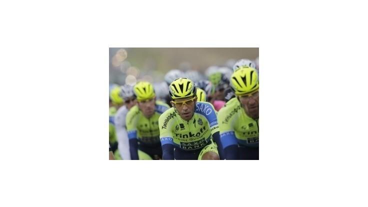 Contador potvrdil, že chce uspieť na Gire aj Tour