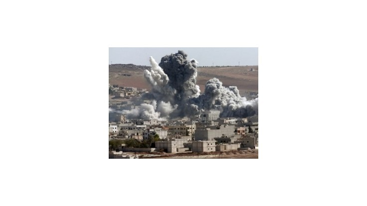 Spojenecké nálety na ciele Islamského štátu v Sýrii si doteraz vyžiadali 553 mŕtvych