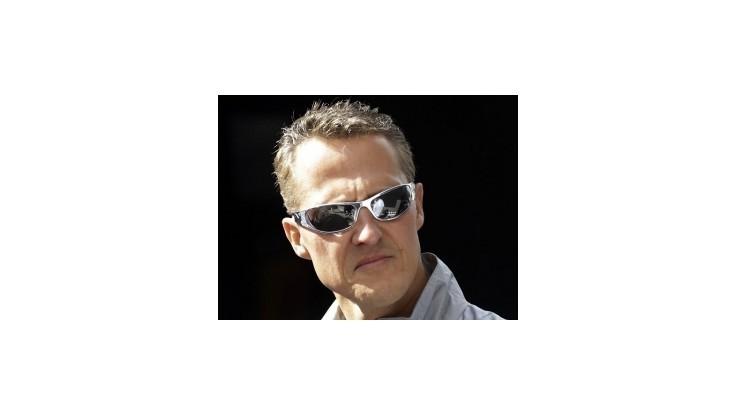 Lekár predpovedá Schumacherovi vyzdravenie