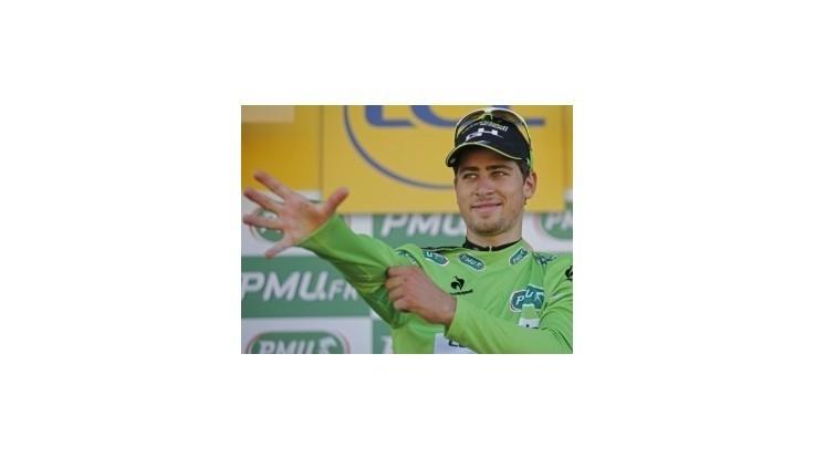 Saganovi chcú skomplikovať cestu za zeleným dresom, zmenili bodovanie na Tour
