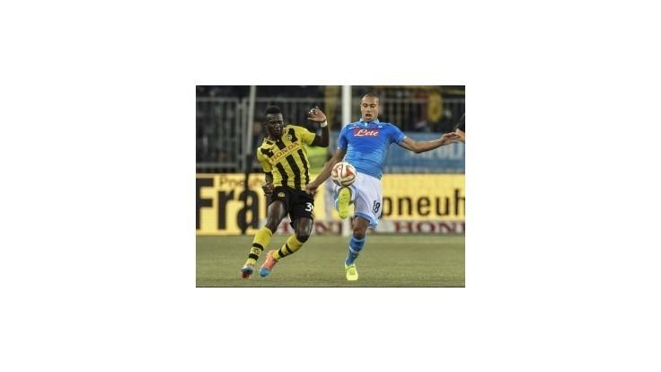 Neapol padol v Berne, Košický dostal 5 gólov v Londýne