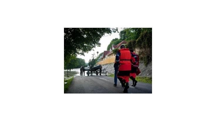 SHMÚ: Povodne hrozia v Bratislave a okrese Košice okolie