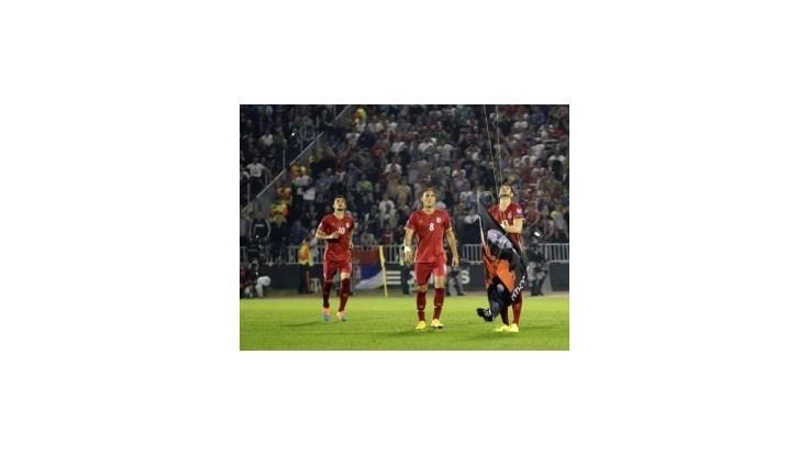 UEFA zavrela Srbom štadión, odrátala body a udelila pokutu