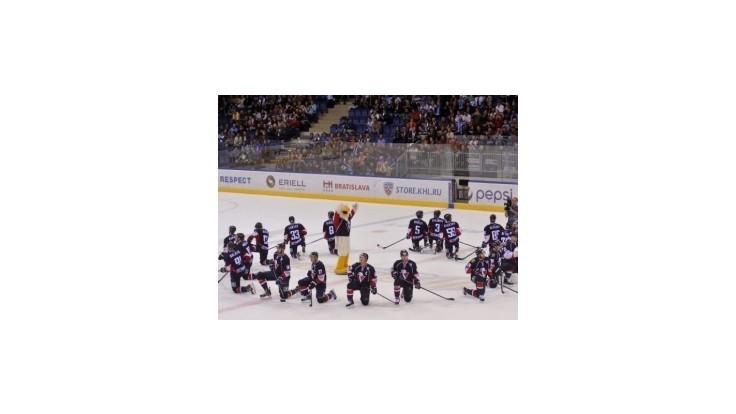 Presvedčivý triumf Slovana na ľade Lady Togliatti