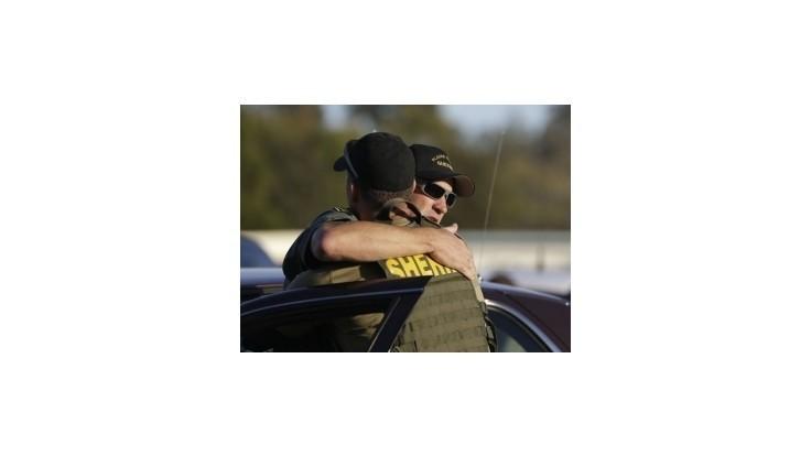 V Kalifornii prišli o život dvaja zástupcovia šerifa