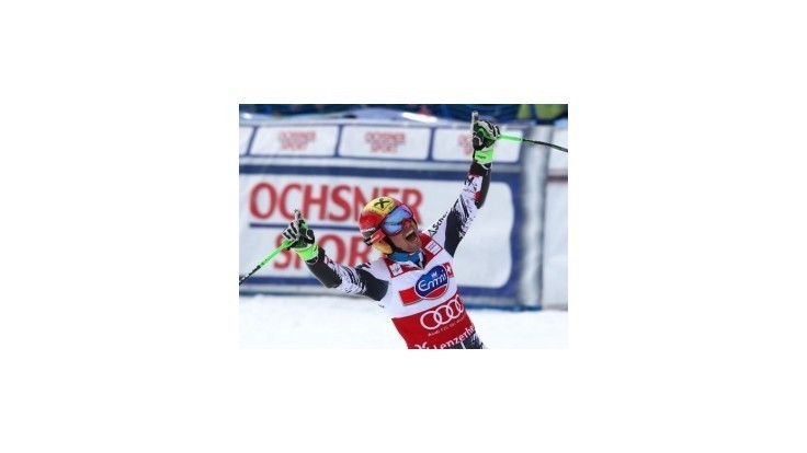Hirscher suverénnym víťazom obrovského slalomu v Söldene