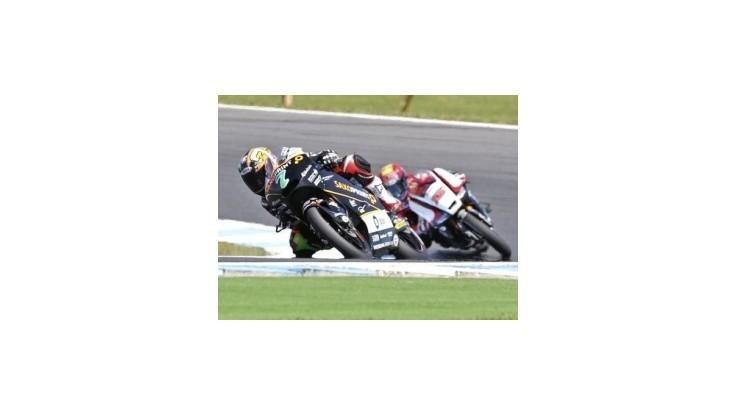 VC Malajzie v kategórii Moto3 vyhral Španiel Vazquez