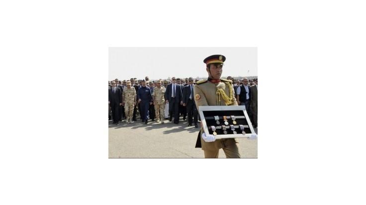 Egypt po útokoch na Sinaji odložil rokovania o budúcnosti pásma Gazy