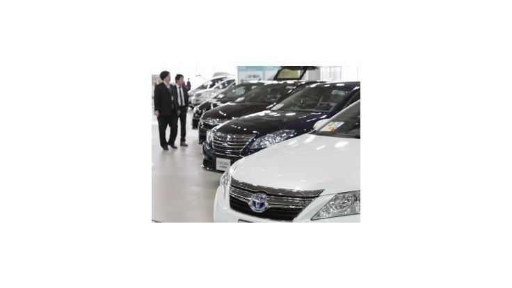 Toyota zostáva globálnou automobilovou jednotkou