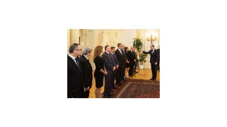 Kiska sa chce s europoslancami stretávať pravidelne