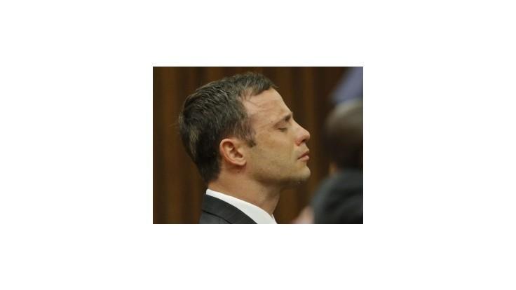 Žalobca napadne rozsudok aj trest pre Pistoriusa