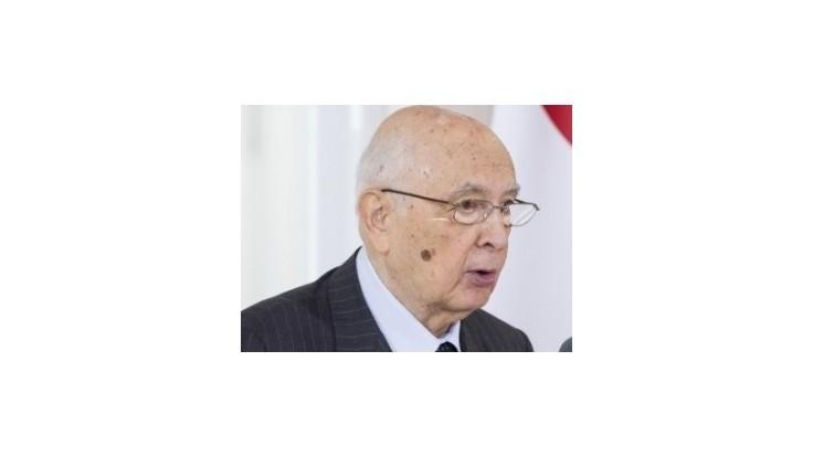 Napolitano vypovedal vo významnej mafiánskej kauze