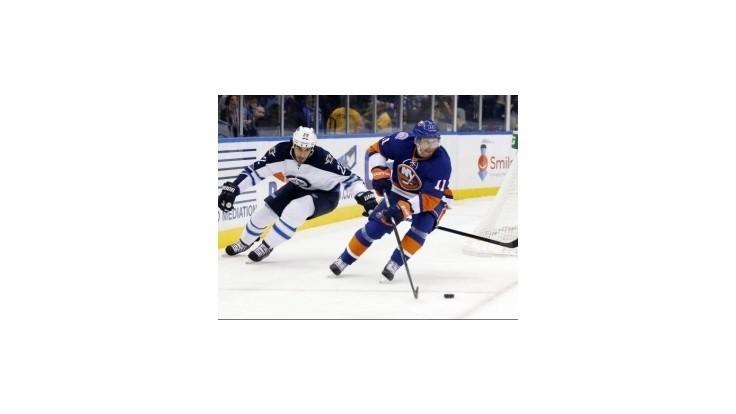 Višňovský asistoval, New York Islanders však prehrali s Winnipegom