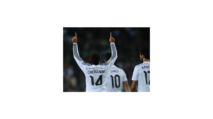 Real Madrid úspešne vykročil za obhajobou prvenstva v Kráľovskom pohári