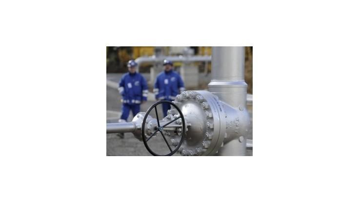 Dodávky plynu Ukrajine môžu byť obnovené už na budúci týždeň