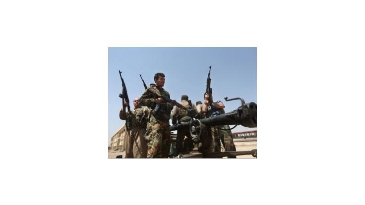 Kurdi spustili na severovýchode Iraku veľkú ofenzívu