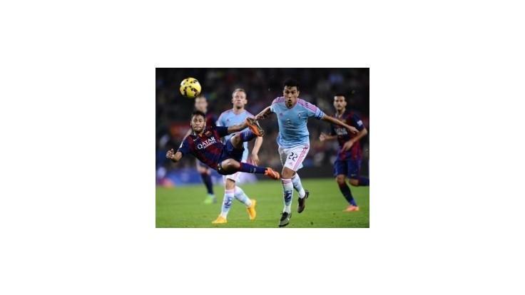 Vigo vyhralo v Barcelone prvýkrát po 73 rokoch
