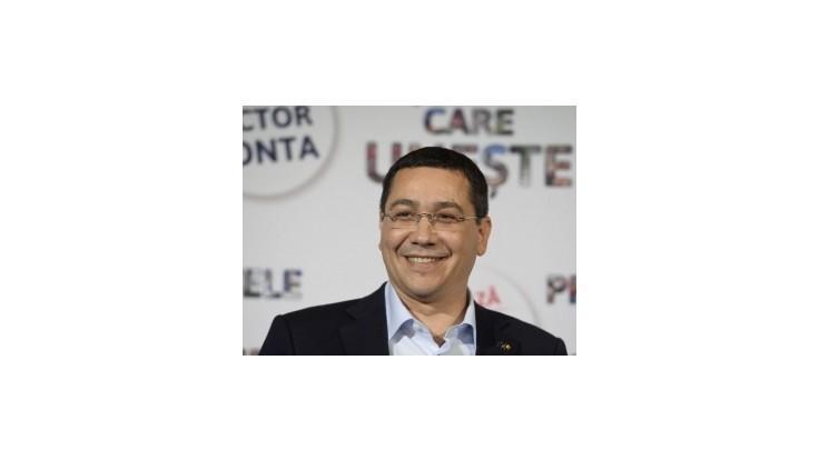 Ponta sa v druhom kole prezidentských volieb stretne so starostom mesta Sibiu