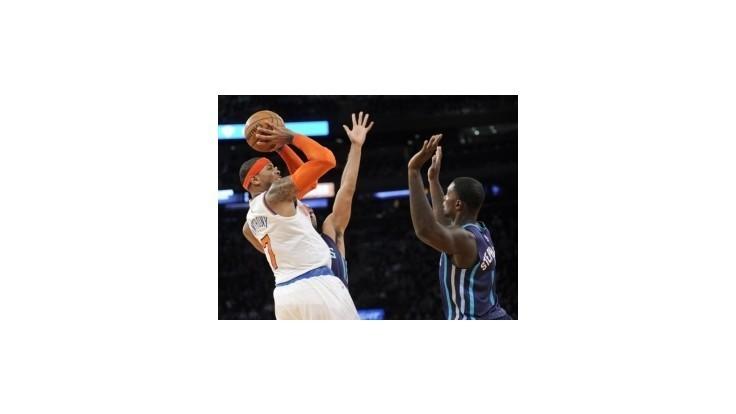 Anthony sa stal členom elitného klubu strelcov NBA