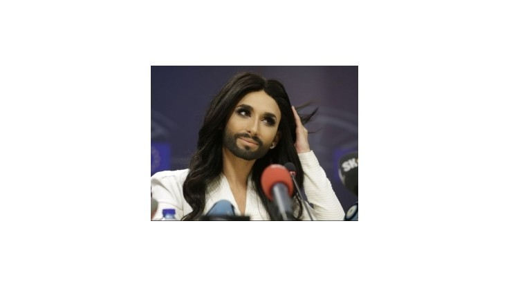 Generálny tajomník OSN pochválil bradatú rakúsku speváčku