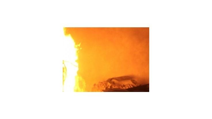 Pred sídlom bulharského prezidenta sa podpálila žena
