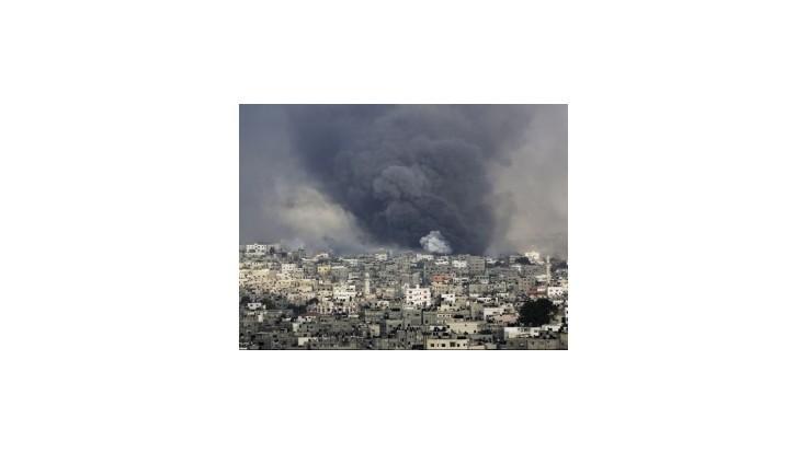 Podľa Amnesty International páchal Izrael v pásme Gazy vojnové zločiny