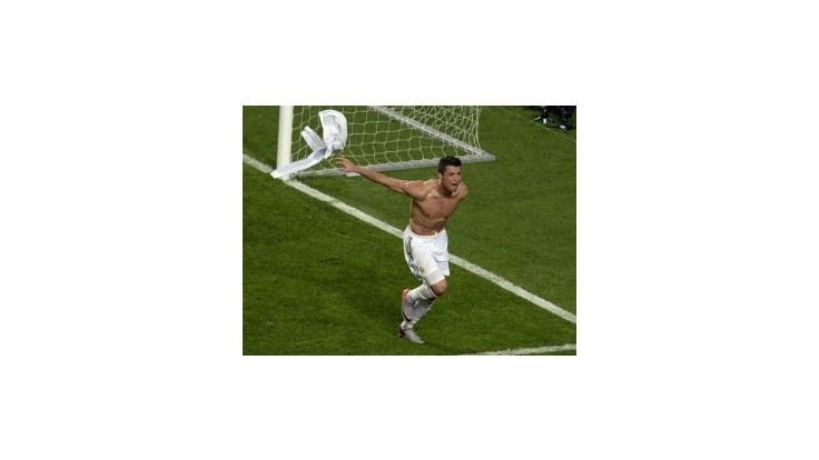 Cristiano Ronaldo dostal Zlatú kopačku