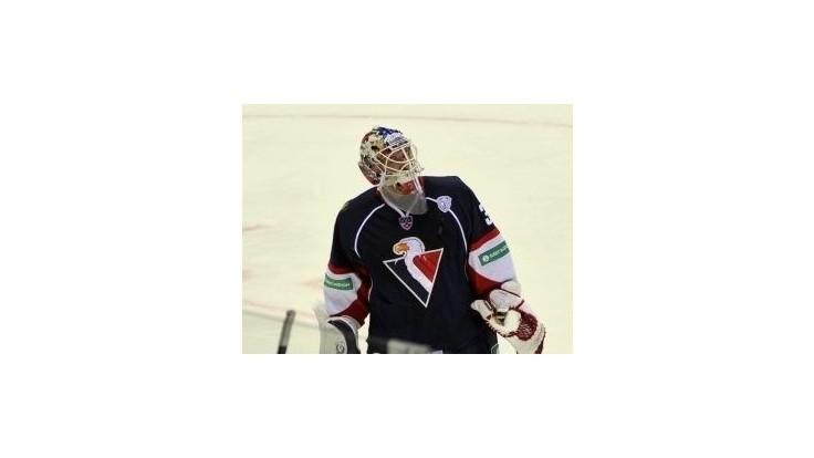 Slovan prehral v Novosibirsku po samostatných nájazdoch
