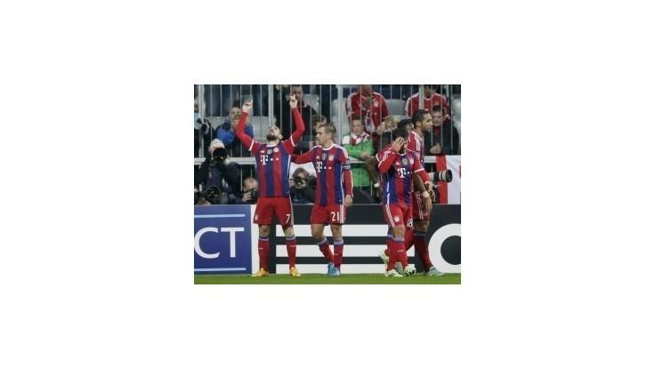 Bayern, PSG, Barcelona i Porto sú v osemfinále, rekordný Messi
