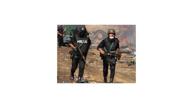 V Egypte zabíjali bomby, o život prišli dvaja policajti