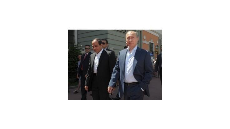 K colnej únii pod vedením Ruska sa možno pridá aj Egypt