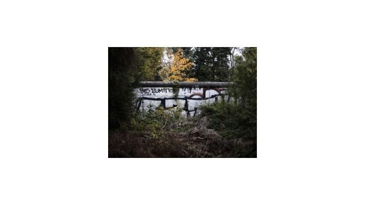 Fotogaléria: Berlínsky múr po rokoch