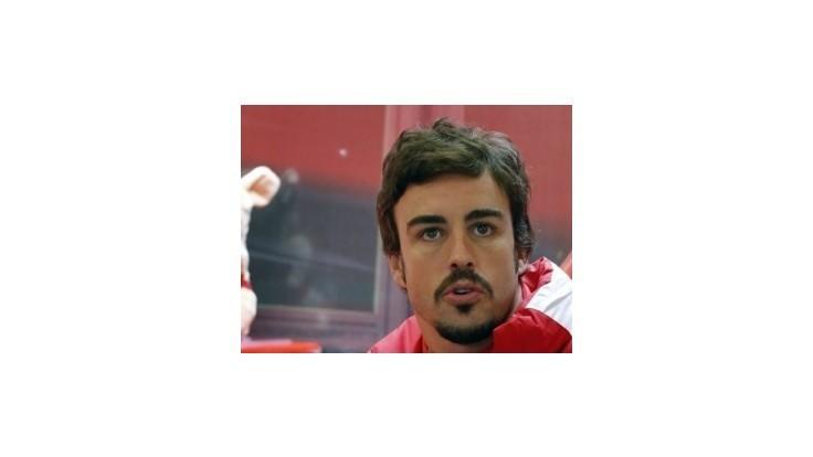 Alonsov tím v nadchádzajúcej sezóne jazdiť nebude