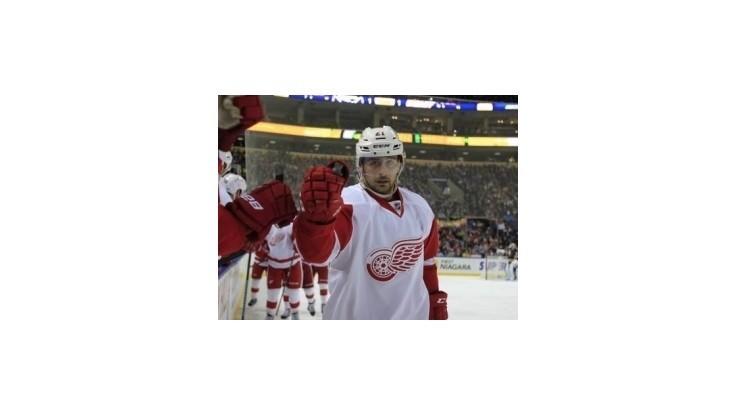 Tatar a Hossa asistovali, Detroit zvíťazil, Capitals ukončili sériu prehier
