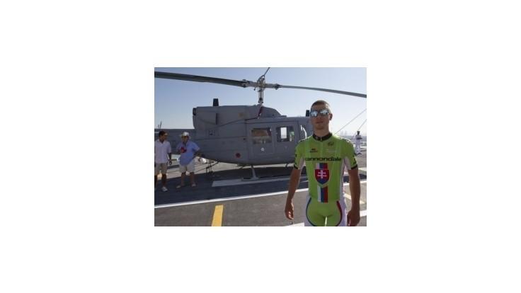 """Sagan po návrate z Afriky: """"Bolo to extrémne"""""""